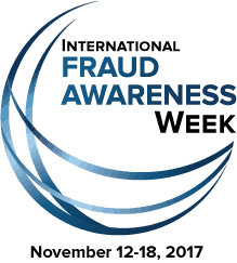 International Fraud Awareness Week 2017